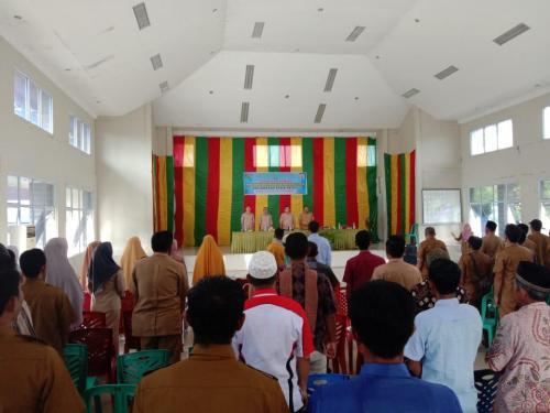 Penyuluhan Hukum di Desa Pasir Penyu